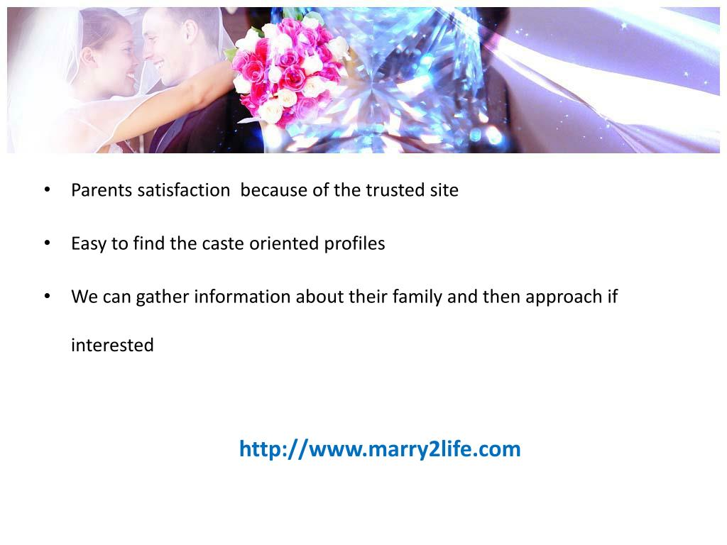 Parents satisfaction  because of the trusted site
