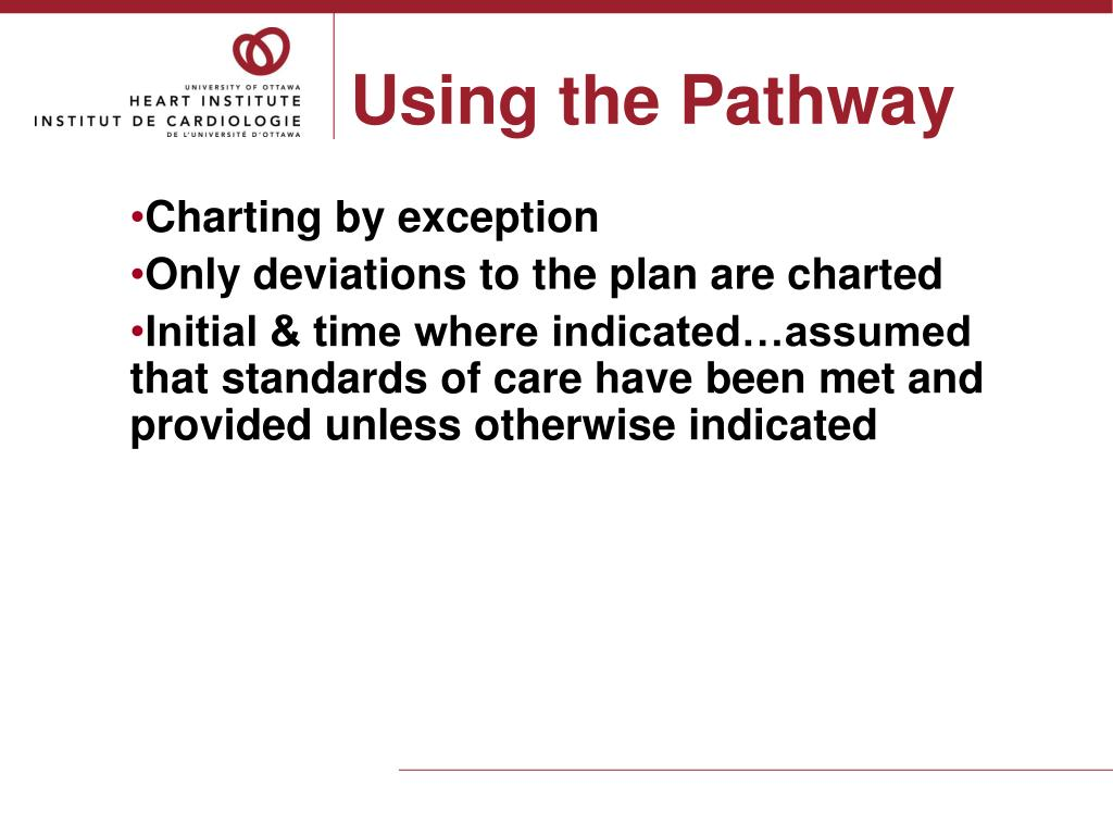 Using the Pathway