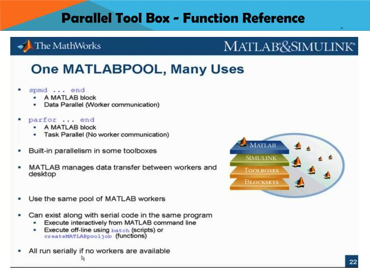 Parallel Tool Box -