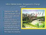 ultra global hubs singapore s changi airport