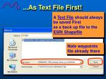 as text file first44