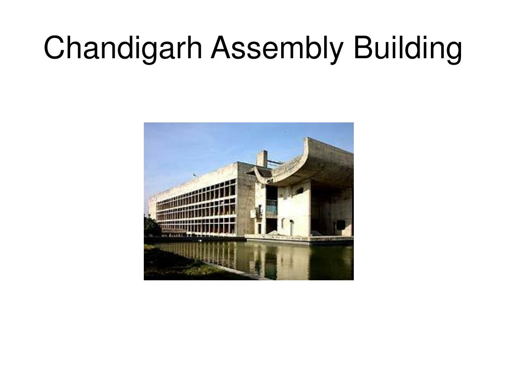 Chandigarh Assembly Building
