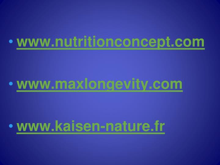 www.nutritionconcept.com