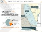 largest shale gas field in n america