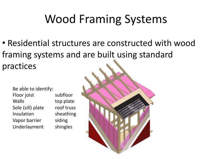 Wood Framing Systems