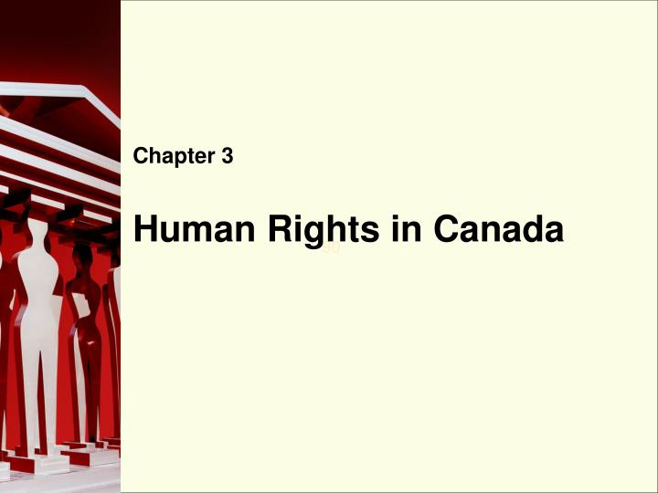 canadian history human rights During this time, canada was in the process of entrenching a charter of rights in a revised constitution however, canada had also assumed certain obligations to respect human rights and fundamental freedoms based on their involvement with the universal declaration of human rights and united nation covenants.