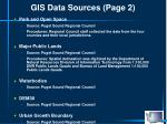 gis data sources page 2