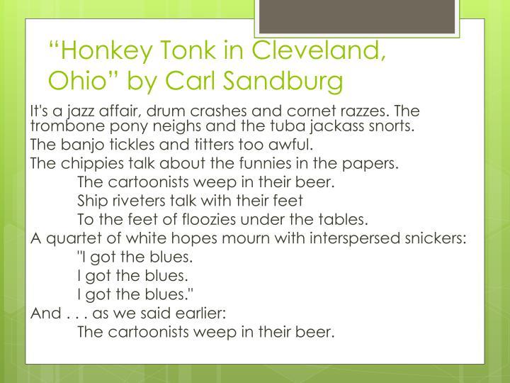 """""""Honkey"""