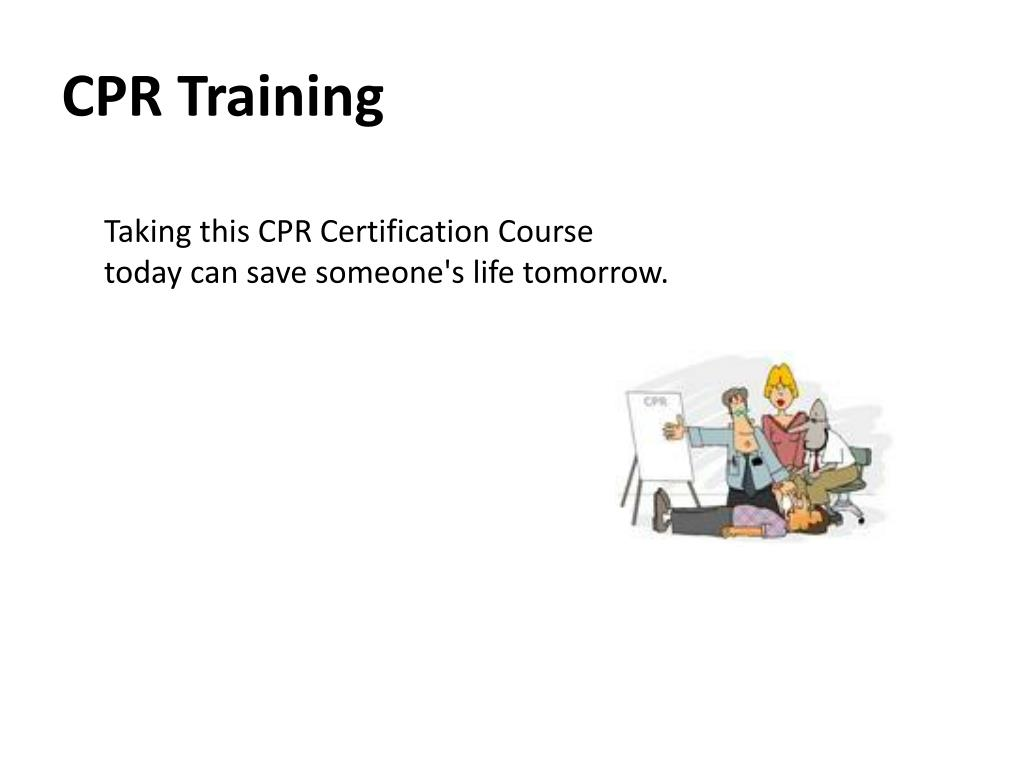 Ppt Cpr Training Powerpoint Presentation Id1409746