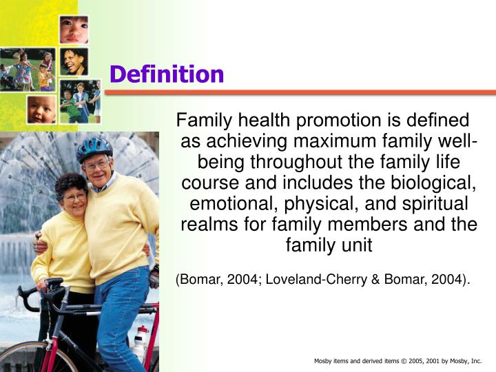 family health promotion The aim-hi approach to fitness promotion involves the following strategies 1 create a healthy officethe first step in fostering a healthy office culture is encouraging family physicians to be.