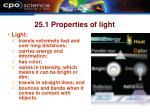 25 1 properties of light2