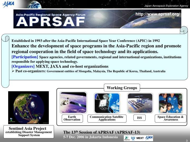 Http://www.aprsaf.org/