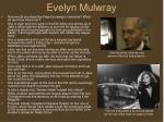 evelyn mulwray