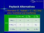 payback alternatives9