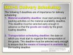 sd3 4 delivery scheduling2
