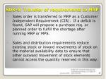 sd3 6 transfer of requirements to mrp