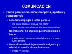 comunicaci n5