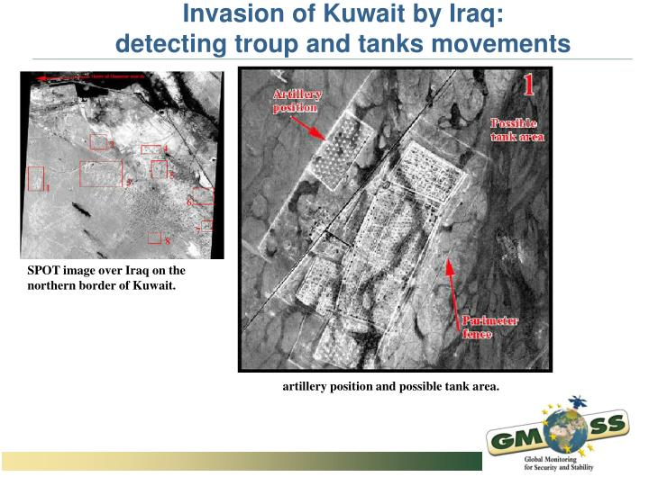 Invasion of Kuwait by Iraq: