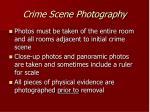 crime scene photography1