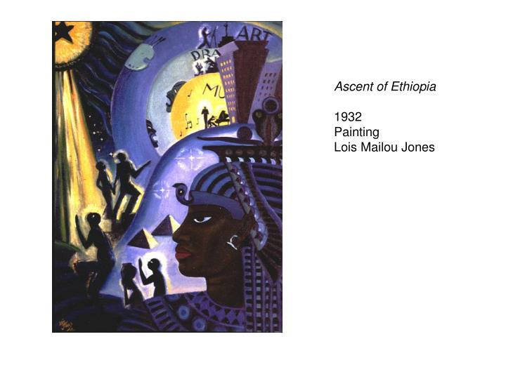 Ascent of Ethiopia