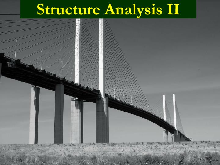 structure analysis ii