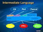 intermediate language3
