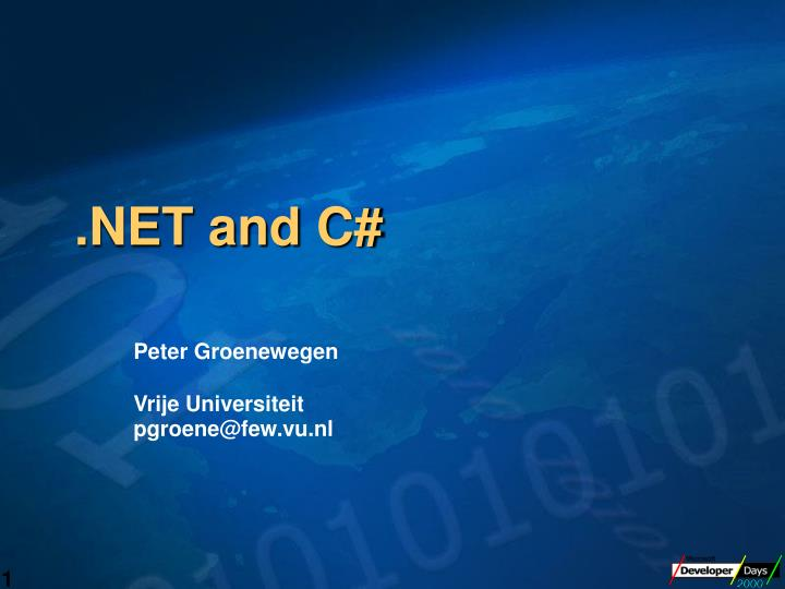 net and c n.