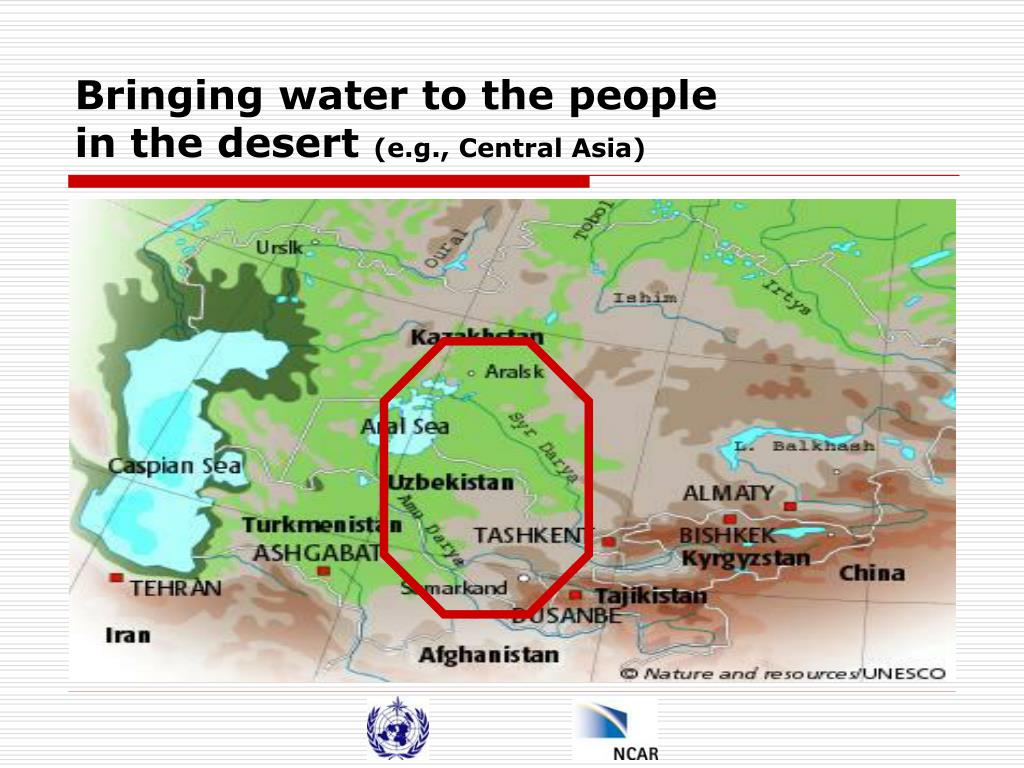 Bringing water to the people