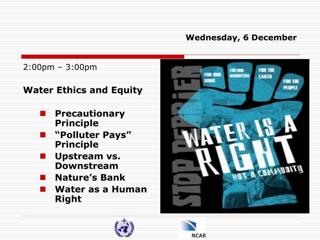 Wednesday, 6 December