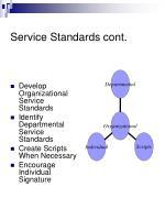 service standards cont2