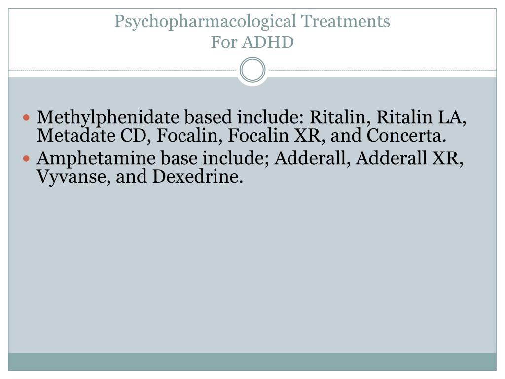 PPT - Psychopharmacology for Children and Adolescents