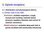 2 opioid receptors1