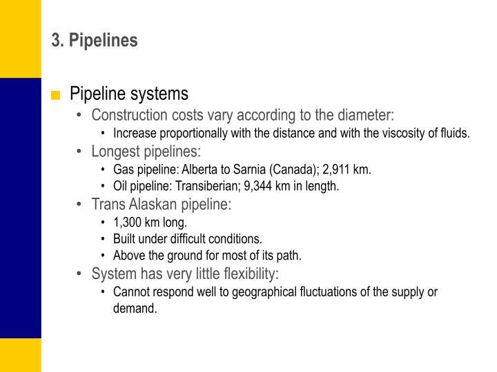 3. Pipelines