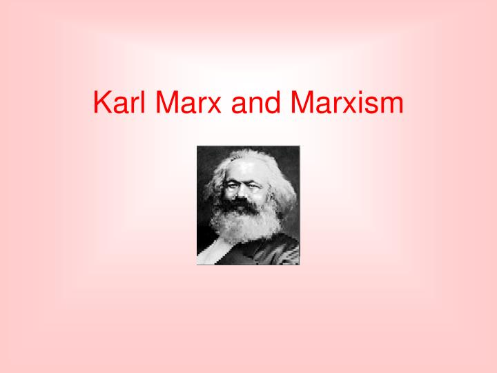 a biography of karl marx and an introduction to marxism Karl marx biography the german philosopher,  introduction karl marx - possibly the most important thinker  marxism has greatly influenced different governments.