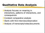 qualitative data analysis1