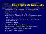 concepts 2 security