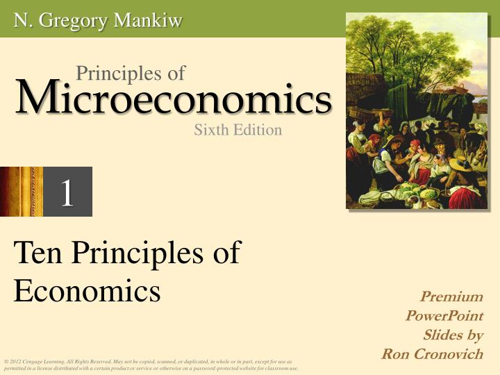 ten principles of economics and the data of macroeconomics Macroeconomics (from the greek prefix makro-meaning large + economics) is a branch of economics dealing with the performance, structure, behavior, and decision-making of an economy as a whole this includes regional, national, and global economies.