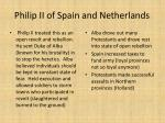 philip ii of spain and netherlands1