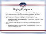 playing equipment1
