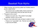 baseball rule myths1