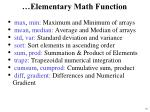 elementary math function2