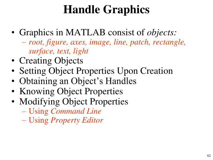 Handle Graphics