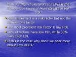 myth 1 high cholesterol and ldl is the number one cause of heart disease in the u s