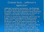outside facts jefferson s application2