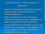 outside facts philosophies of jefferson1