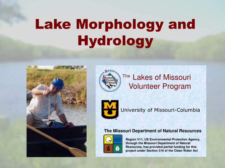 lakes of missouri volunteer program n.