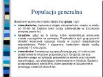 populacja generalna