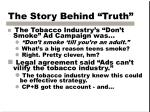the story behind truth