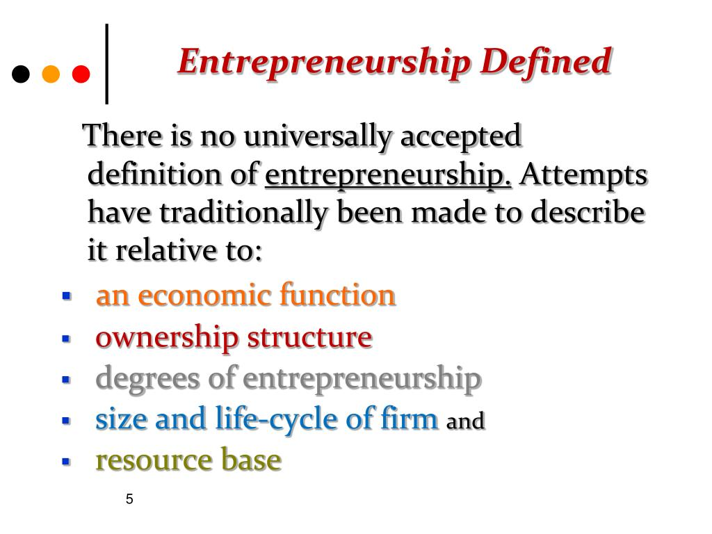 PPT - Entrepreneurship and Tourism Industry PowerPoint Presentation