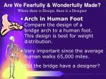 are we fearfully wonderfully made where there is design there is a designer54